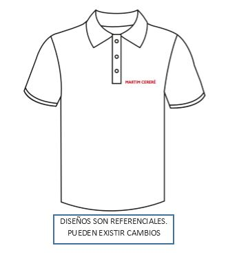 CAMISETA POLO MC